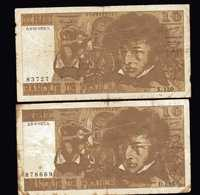 FRANCE  2 Billets De 10 Francs Berlioz  3 10 1974   ET  3 3 1977 - 1962-1997 ''Francs''