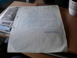 Jugoslavische Kredit Anstalt A G Belgrad 1931 - Facturas & Documentos Mercantiles
