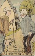 Gauloiseries Normandes  Illustrateur GeorgesJean    Cochon Fourche Ferme  Sabot - Humour