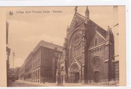"""VERVIERS  """"Eglise Des Jésuites , Rue De Rome    """" Nels Pas Circulée    (voir Scans ) - Verviers"""