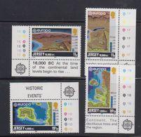Europa Cept 1982 Jersey 4v (corners) ** Mnh (40945G) - Europa-CEPT