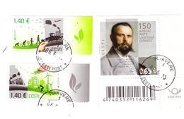 ESTONIA Used Stamps - Estonie