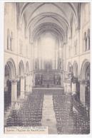 """VERVIERS  """"Eglise Des Jésuites , Rue De Rome - Intérieur    """" Nels Pas Circulée   DEMOLIE (voir Scans ) - Verviers"""