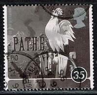 GB 1996, Michel# 1623 O Centenary Of The Cinema - 1952-.... (Elizabeth II)