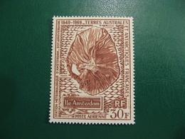 TAAF YVERT POSTE AERIENNE N° 22 - TIMBRE NEUF** LUXE - MNH - SERIE COMPLETE - COTE 27,30 EUROS - Französische Süd- Und Antarktisgebiete (TAAF)