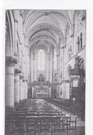 """VERVIERS  """"Eglise Des Jésuites , Rue De Rome - Intérieur    """" Nels Circulée En 1933  DEMOLIE (voir Scans ) - Verviers"""