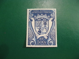 TAAF YVERT POSTE AERIENNE N° 21 - TIMBRE NEUF** LUXE - MNH - SERIE COMPLETE - COTE 25,50 EUROS - Neufs