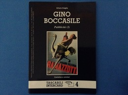 CARTOLINE CATALOGO TASCABILI INTERCARD N 4 ARTURO CIAGLIA GINO BOCCASILE CARTOLINE E SIMILARI - Italiano