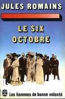 Les Hommes De Bonne Volonté (tome 1) : Le Six Octobre Par Jules Romains (ISBN 2253030929 EAN 9782253030928) - Books, Magazines, Comics