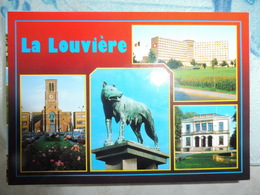 CPA La Louviere 3 Cartes Modernes Neuve ( La Louve Et 2 Cartes Multi Photos A Voir ) Boel Bois Du Luc Etc - La Louviere