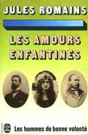 Les Hommes De Bonne Volonté (tome 3) : Les Amours Enfantines Par Jules Romains - Books, Magazines, Comics
