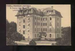 Suiza. VD. Lausanne. *Clinique....Hôtel-Pension Astoria* Ed. Lithos. Nueva. - VD Vaud