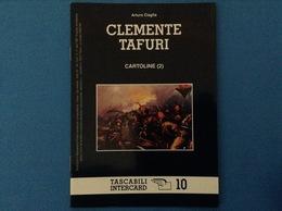 CARTOLINE CATALOGO TASCABILI INTERCARD N 10 ARTURO CIAGLIA CLEMENTE TAFURI - Italian