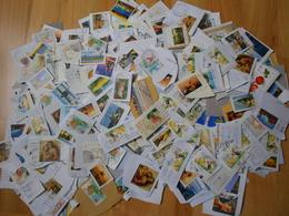 BRD - 200 G Kiloware Selbstklebende Sonder- Und Zuschlagsmarken (brd-25) - Gestempelt - Briefmarken