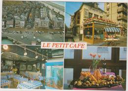 """Seine  Maritime : LE  TREPORT : """" Le  Petit  Café """" , Restaurant - Le Treport"""