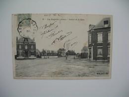 Carte  Aisne  La Capelle  - Avenue De La Gare    1906 - Otros Municipios