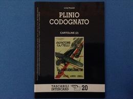 CARTOLINE CATALOGO TASCABILI INTERCARD N 20 LIVIA PEZZOLI PLINIO CODOGNATO - Italian