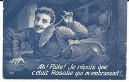 CPA HUMORISTIQUE - GUERRE 14-18 - Guerre 1914-18