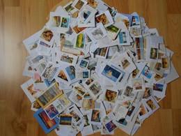 BRD - 200 G Kiloware Selbstklebende Sonder- Und Zuschlagsmarken (brd-27) - Gestempelt - Briefmarken