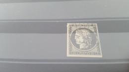 LOT 419243 TIMBRE DE FRANCE OBLITERE N°3 - 1849-1850 Cérès