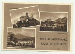 SALUTI DA VIMIGNANO - RIOLA DI VERGATO - NV FG - Bologna