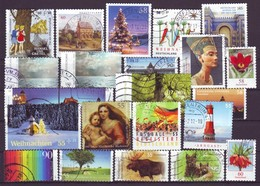 BRD - LOT - Gestempelt - Briefmarken