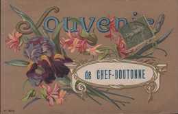 Souvenir De Chef Boutonne - Chef Boutonne