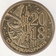 MONNAIE DE PARIS - 77 DISNEYLAND RESORT 2018 - Monnaie De Paris