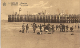 Ostende     L'Estacade - Oostende