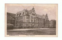 HINDENBURG O S - POLOGNE - KONIGL .  AMTSGERICHT - Pologne