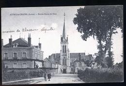 AUTRY LE CHATEL - France