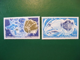 TAAF YVERT POSTE AERIENNE N° 49/50 - TIMBRES NEUFS** LUXE - MNH - SERIE COMPLETE - COTE 10,00 EUROS - Terres Australes Et Antarctiques Françaises (TAAF)