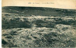 51 - Monts De Champagne : Le Casque  Vu Du Mont Têton - Francia