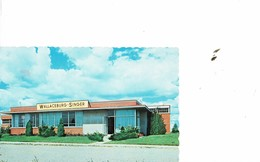 CANADA - POSTCARD -ONTARIO - WALLACEBURG - WALLACEBURG SINGER LTD - NATHAN PHILLIPS SQUARE & THE NEW CITY HALL - NEW - H - Ontario