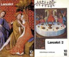 Lancelot (bien Complet Des 2 Tomes) Présenté Par Micha (ISBN 2264005424 EAN 9782264005724) - Classic Authors
