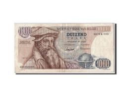 Billet, Belgique, 1000 Francs, 1967, 1967-04-19, KM:136a, TB+ - [ 2] 1831-... : Koninkrijk België
