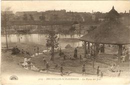 SCHAERBEEK   ---   La Plaine De Jeux - Schaerbeek - Schaarbeek