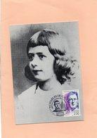 F2101 - Carte Postale 100e Anniversaire De Sa Naissance - Timbre - Charles De Gaulle - Uomini Politici E Militari