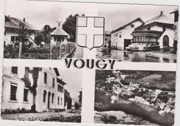 Haute  Savoie :  VOUGY :  Vues  1963 - France
