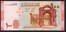 SIRIA (SYRIA)  :  100  Pounds - P113 - UNC - Syrie