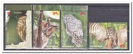 Roemenië 2013, Postfris MNH, Owls - 1948-.... Republieken