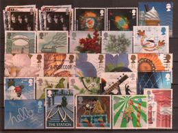GB - Lot Sondermarken - Gestempelt - Stamps