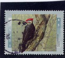 CANADA 1996, USED, # 1593,  BIRDS OF CANADA, Oiseaux Divers - 1952-.... Règne D'Elizabeth II