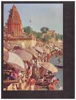 Inde India Dasaswamedh Ghat - Inde