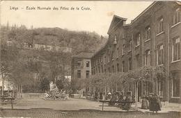 LIEGE  --  Ecole Normale Des Filles De La Croix - Liege