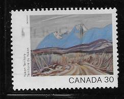 CANADA. 1982, USED # 955,  CANADA DAY :   YUKON TERRITORY - 1952-.... Règne D'Elizabeth II