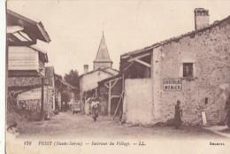 FESSY         INTERIEUR DU VILLAGE - Frankrijk