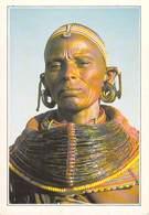 Afrique- KENYA  Femme Samburu  (Samburus Peuple De Nomades*PRIX FIXE - Kenya