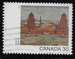CANADA. 1982, USED # 964  CANADA DAY :  ALBERTA - 1952-.... Règne D'Elizabeth II
