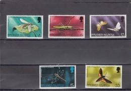 Pitcairn Nº 149 Al 153 - Sellos